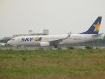 ノリださんが、宮古空港で撮影したスカイマーク 737-8ALの航空フォト(写真)