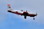 フォト太郎さんが、浜松基地で撮影した航空自衛隊 T-7の航空フォト(写真)