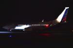 ななにさんが、羽田空港で撮影したオランダ政府 737-700 BBJの航空フォト(写真)