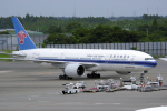 senyoさんが、成田国際空港で撮影した中国南方航空 777-21B/ERの航空フォト(写真)