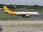 ヒロリンさんが、成田国際空港で撮影したエアー・ホンコン A300F4-605Rの航空フォト(写真)