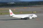 meijeanさんが、新千歳空港で撮影したジェイ・エア ERJ-190-100(ERJ-190STD)の航空フォト(写真)