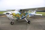 けいとパパさんが、横田基地で撮影したヨコタ・アエロ・クラブ 172M Skyhawkの航空フォト(写真)