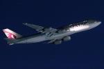 多摩川崎2Kさんが、羽田空港で撮影したカタールアミリフライト 747-8KB BBJの航空フォト(写真)