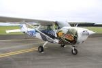けいとパパさんが、横田基地で撮影したヨコタ・アエロ・クラブ 172H Skyhawkの航空フォト(写真)