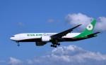 キットカットさんが、成田国際空港で撮影したエバー航空 777-F5Eの航空フォト(写真)