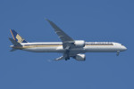 kuro2059さんが、中部国際空港で撮影したシンガポール航空 787-10の航空フォト(写真)