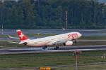 Airliners Freakさんが、チューリッヒ空港で撮影したスイスインターナショナルエアラインズ A330-343Xの航空フォト(写真)