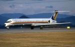 LEVEL789さんが、高松空港で撮影した日本エアシステム MD-81 (DC-9-81)の航空フォト(写真)