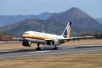 LEVEL789さんが、高松空港で撮影した日本エアシステム A300B4-2Cの航空フォト(写真)