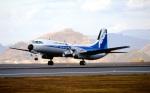 LEVEL789さんが、高松空港で撮影したエアーニッポン YS-11A-500Rの航空フォト(写真)