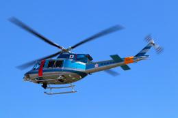 おっつんさんが、名古屋飛行場で撮影した岐阜県警察 412EPの航空フォト(飛行機 写真・画像)