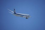レドームさんが、羽田空港で撮影した全日空 777-381/ERの航空フォト(写真)