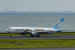 Mochi7D2さんが、羽田空港で撮影したAIR DO 767-381の航空フォト(写真)