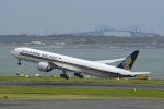 Mochi7D2さんが、羽田空港で撮影したシンガポール航空 777-312/ERの航空フォト(写真)