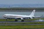 Mochi7D2さんが、羽田空港で撮影したドイツ空軍 A340-313Xの航空フォト(写真)