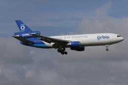 マカヒキさんが、成田国際空港で撮影したプロジェクト・オルビス MD-10-30Fの航空フォト(飛行機 写真・画像)