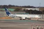 Rsaさんが、成田国際空港で撮影したデルタ航空 767-332/ERの航空フォト(写真)
