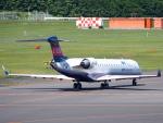 むらさめさんが、新千歳空港で撮影したアイベックスエアラインズ CL-600-2C10 Regional Jet CRJ-702の航空フォト(写真)
