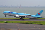 yabyanさんが、羽田空港で撮影した大韓航空 777-2B5/ERの航空フォト(飛行機 写真・画像)