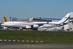 tassさんが、成田国際空港で撮影したスワジランド政府 A340-313の航空フォト(写真)