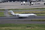 もぐ3さんが、羽田空港で撮影したヨルダン政府 Gulfstream G650 (G-VI)の航空フォト(写真)