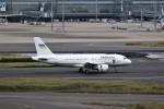 もぐ3さんが、羽田空港で撮影したウクライナ政府 A319-115CJの航空フォト(写真)