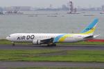 yabyanさんが、羽田空港で撮影したAIR DO 767-33A/ERの航空フォト(飛行機 写真・画像)