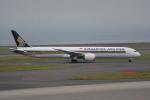 LEGACY-747さんが、中部国際空港で撮影したシンガポール航空 787-10の航空フォト(写真)