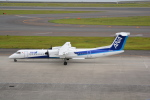 LEGACY-747さんが、成田国際空港で撮影したANAウイングス DHC-8-402Q Dash 8の航空フォト(飛行機 写真・画像)