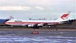 ハミングバードさんが、シアトル タコマ国際空港で撮影したマーティンエアー 747-200の航空フォト(写真)