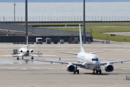 TAOTAOさんが、中部国際空港で撮影したスペイン空軍 Falcon 900の航空フォト(飛行機 写真・画像)