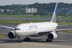 神宮寺ももさんが、成田国際空港で撮影したユナイテッド航空 777-222/ERの航空フォト(写真)