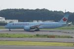 神宮寺ももさんが、成田国際空港で撮影したエア・カナダ 787-9の航空フォト(写真)