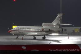 なごやんさんが、中部国際空港で撮影したスペイン空軍 Falcon 900の航空フォト(飛行機 写真・画像)