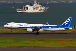 りんたろうさんが、羽田空港で撮影した全日空 A321-211の航空フォト(飛行機 写真・画像)