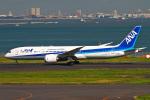 りんたろうさんが、羽田空港で撮影した全日空 787-9の航空フォト(飛行機 写真・画像)