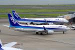 yabyanさんが、羽田空港で撮影した全日空 737-881の航空フォト(飛行機 写真・画像)