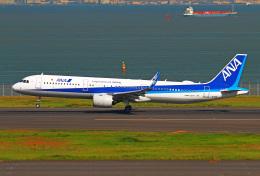 りんたろうさんが、羽田空港で撮影した全日空 A321-272Nの航空フォト(飛行機 写真・画像)