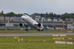 Airliners Freakさんが、ハンブルク・フィンケンヴェルダー空港 で撮影したルフトハンザドイツ航空 A321-271NXの航空フォト(写真)