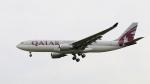 raichanさんが、成田国際空港で撮影したカタールアミリフライト A330-202の航空フォト(写真)