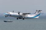 みぐさんが、羽田空港で撮影した海上保安庁 DHC-8-315 Dash 8の航空フォト(写真)