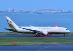 じーく。さんが、羽田空港で撮影したブルネイ政府 787-8 Dreamlinerの航空フォト(飛行機 写真・画像)