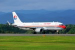 yoshibouさんが、静岡空港で撮影した中国東方航空 A320-214の航空フォト(写真)
