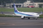 BOEING737MAX-8さんが、成田国際空港で撮影した全日空 737-881の航空フォト(写真)