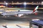 しゃこ隊さんが、羽田空港で撮影したエミレーツ航空 777-31H/ERの航空フォト(写真)