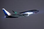 多摩川崎2Kさんが、羽田空港で撮影したオランダ政府 737-700 BBJの航空フォト(写真)