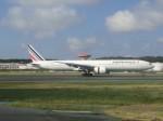 ヒロリンさんが、成田国際空港で撮影したエールフランス航空 777-328/ERの航空フォト(写真)