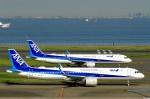デデゴンさんが、羽田空港で撮影した全日空 A321-272Nの航空フォト(写真)