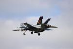 yasunori0624さんが、三沢飛行場で撮影したアメリカ海兵隊 F/A-18C Hornetの航空フォト(写真)